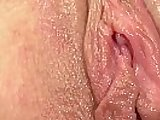 Wet and moist pussy stimulated
