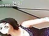 chinese girl bangs dude at hotel