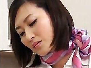 Amazing Japanese slut Rikimi Umezawa in Hottest JAV uncensored Cumshots clip