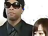 Black interrogators tortured a Japanese female spy